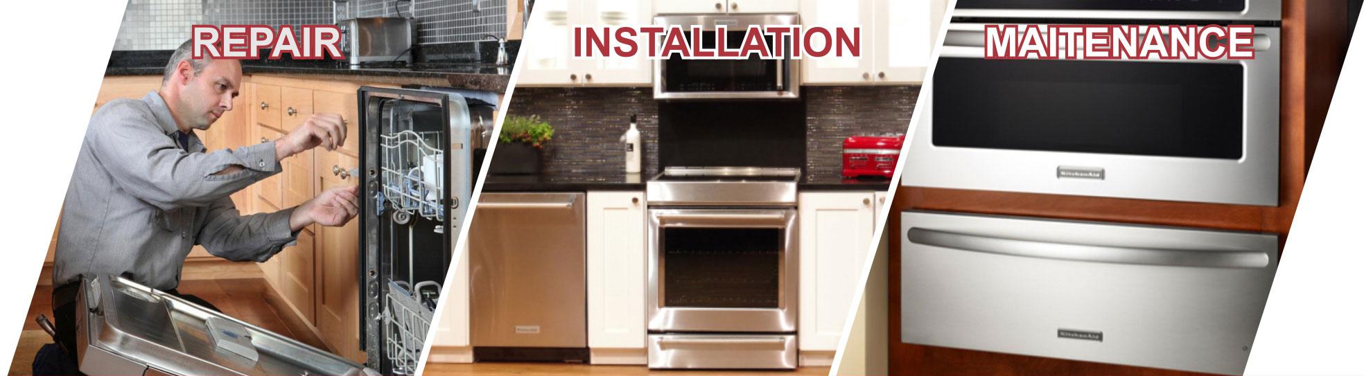 KitchenAid Appliance Repair San Diego